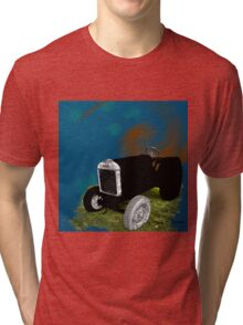 The Work is Done 2011 Tri-blend T-Shirt