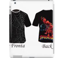 spider-man T-shirts iPad Case/Skin
