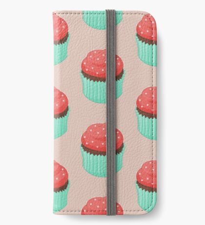 Cupcake iPhone Wallet/Case/Skin