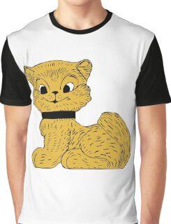Cat clip art Graphic T-Shirt