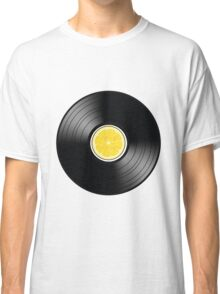 The Stone Roses Lemon Record Classic T-Shirt