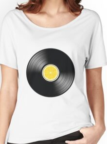 The Stone Roses Lemon Record Women's Relaxed Fit T-Shirt