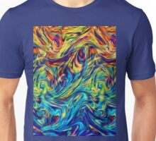 Fluid Colors Unisex T-Shirt