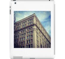Portland, Oregon iPad Case/Skin