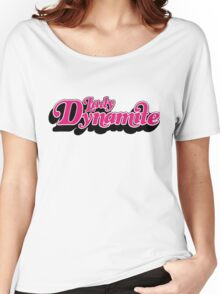 Lady Dynamite Women's Relaxed Fit T-Shirt