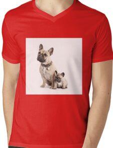 Parenthood Mens V-Neck T-Shirt
