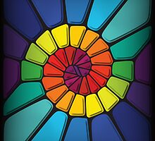 Coincidences Multicolor - Voronoi by enriquev242