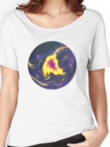Abstract 0016 Women's Relaxed Fit T-Shirt