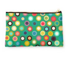 green pop spot Studio Pouch