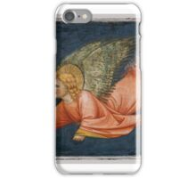Two Angels ,  North Italian Painter (first quarter 14th century) iPhone Case/Skin