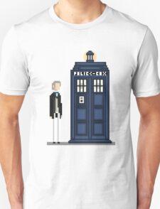 Pixel first Doctor T-Shirt