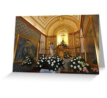 Our Lady of Conception Greeting Card