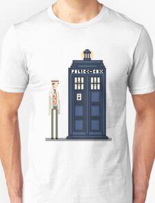 Pixel seventh Doctor T-Shirt