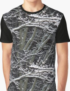 night snow 2015 Graphic T-Shirt