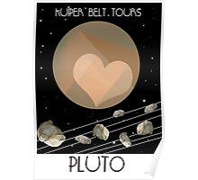 Pluto Tours Poster