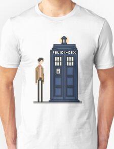 Pixel eleventh Doctor T-Shirt