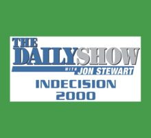 The Daily Show with Jon Stewart: Indecision 2000 Baby Tee