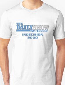 The Daily Show with Jon Stewart: Indecision 2000 T-Shirt