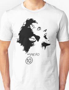 Del Piero Scream o. Unisex T-Shirt