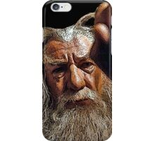 So Small a Thing iPhone Case/Skin