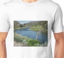 Along the Rio Grande River Unisex T-Shirt
