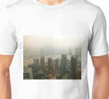 If only on a clear day.... Unisex T-Shirt