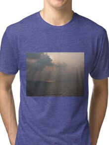 Light Upon the Water Tri-blend T-Shirt