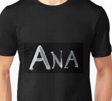 Alchemical Symbols - Equal Amount Inverted Unisex T-Shirt