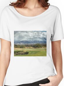 Just Winter in Arizona Women's Relaxed Fit T-Shirt