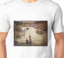 Evening on the Grand Canal Unisex T-Shirt