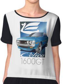Celica daruma GT Chiffon Top