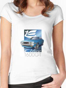 Celica daruma GT Women's Fitted Scoop T-Shirt