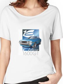 Celica daruma GT Women's Relaxed Fit T-Shirt