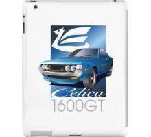 Celica daruma GT iPad Case/Skin