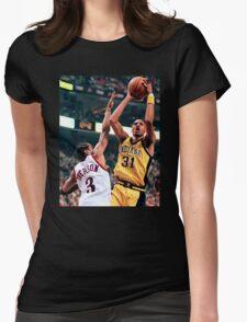 Allen Vs. Reggie Womens Fitted T-Shirt
