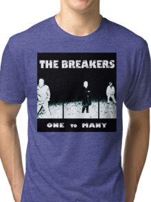 The Breakers album cover Tri-blend T-Shirt