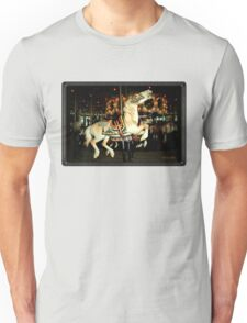 Beautiful Horse on the Carousel T-Shirt