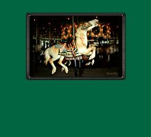 Beautiful Horse on the Carousel Unisex T-Shirt