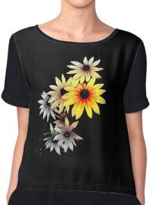 Field Flower Chiffon Top