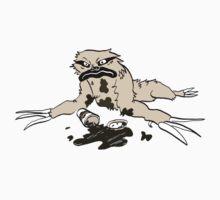 No-Caf Sloth Baby Tee