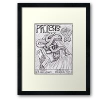 Priests, Ought, Wave Swinger @RBC in Dallas Framed Print