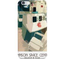 Johnson Space Center iPhone Case/Skin