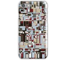 RECTANGLE MADNESS 77 iPhone Case/Skin
