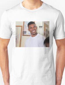 Question Mark Guy (Meme) Unisex T-Shirt