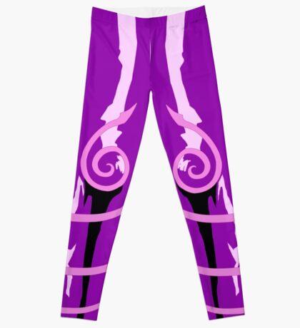 Dark Magician Inspired Leggings Leggings