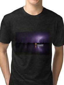 Light up the Night Tri-blend T-Shirt