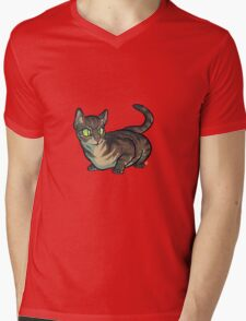 my cat amy Mens V-Neck T-Shirt