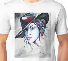 Billie Jean - Cowgirl Art by Valentina Miletic Unisex T-Shirt
