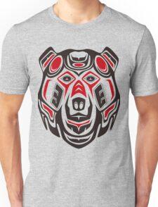 Haida style grizzly Unisex T-Shirt