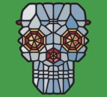 Crystal skull - Voronoi Baby Tee